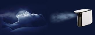 睡眠中の保湿に効果的な美容加湿器